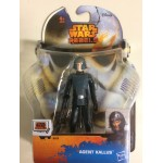 "STAR WARS ACTION FIGURE 3.75 "" - 9 cm AGENT KALLUS hasbro A8648 SL 05"