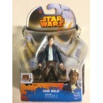 "STAR WARS ACTION FIGURE 3.75 "" - 9 cm HAN SOLO hasbro B0686 SL 24"