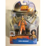"STAR WARS ACTION FIGURE 3.75 "" - 9 cm EZRA BRIDGER hasbro A8645 SL 02"