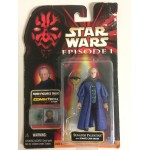 "STAR WARS ACTION FIGURE 3.75 "" - 9 cm SENATOR PALPATINE WITH SENATE CAM DROID Hasbro 84095 Episode I collection 2"