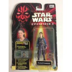 "STAR WARS ACTION FIGURE 3.75 "" - 9 cm PADME' NABERRIE Hasbro 84076 Episode I collection 1"