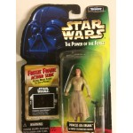 "STAR WARS ACTION FIGURE 3.75 "" - 9 cm PRINCESS LEIA ORGANA IN EWOK CELEBRATION OUTFIT Hasbro 69714"