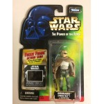 "STAR WARS ACTION FIGURE 3.75 "" - 9 cm ORRIMAARKO ( PRUNE FACE ) WITH BLASTER RIFLE Hasbro 69854"