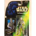 "STAR WARS ACTION FIGURE 3.75 "" - 9 cm LUKE SKYWALKER IN HOTH GEAR BLASTER PISTOL AND LIGHTSABER Hasbro 69619"