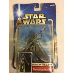 "STAR WARS ACTION FIGURE 3.75 "" - 9 cm GEONOSIAN WARRIOR Hasbro 884861"