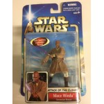 "STAR WARS ACTION FIGURE 3.75 "" - 9 cm MACE WINDU Hasbro 84851"