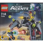 LEGO ULTRA AGENTS 70166 SPYCLOPS INFILTATION