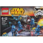LEGO STAR WARS 75088 SENATE COMMANDO TROOPER