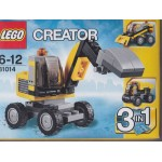 LEGO CREATOR 31014 POWER DIGGER 3 IN 1