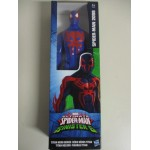 """ULTIMATE SPIDER MAN THE SINISTER 6 ACTION FIGURE 12 """" - 30 cm SPIDER MAN 2099 HASBRO B6345"""
