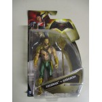 "BATMAN V SUPERMAN ACTION FIGURE 6"" - 15 cm AQUAMAN Mattel DNG67"