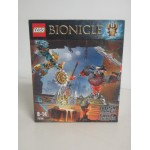 LEGO BIONICLE 70795 MASK MAKER VS MASK GRINDER