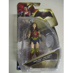 "BATMAN V SUPERMAN ACTION FIGURE 6"" - 15 cm WONDER WOMAN Mattel DJG 31"
