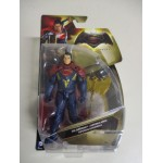 "BATMAN V SUPERMAN ACTION FIGURE 6"" - 15 cm EPIC SUPERMAN Mattel DJG 35"