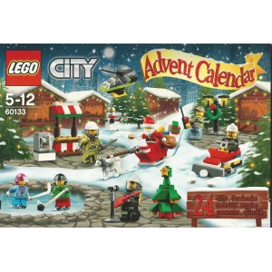 LEGO CITY 60133 2016 ADVENT CALENDAR