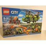 LEGO CITY 60125 VOLCANO HEAVY LIFT HELICOPTER