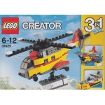 LEGO CREATOR 31029 CARGO HELICOPTER 3 IN 1