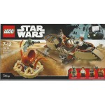 LEGO STAR WARS 75174 DESERT SKIFF ESCAPE