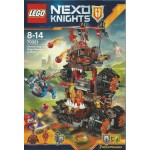 LEGO NEXO KNIGHTS 70321 GENERAL MAGMAR SIEGEMACHINE OF DOOM