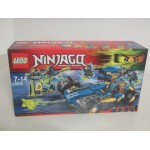 LEGO NINJAGO 70731 JAYWALKER ONE