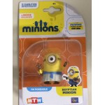 MINIONS 5cm ACTION FIGURE EGIPTIAN MINION