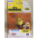 MINIONS 5cm ACTION FIGURE BORED SILLY STUART