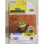 MINIONS 5cm ACTION FIGURE BORED SILLY BOB