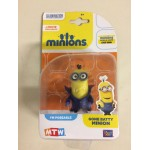 MINIONS 5cm ACTION FIGURE GONE BATTY MINION