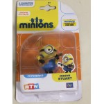 MINIONS 5cm ACTION FIGURE MINION STUART