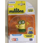 MINIONS 5cm ACTION FIGURE AU NATUREL MINION