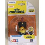 MINIONS 5cm ACTION FIGURE VIVE LE MINION