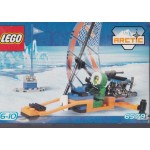 LEGO SYSTEM ARCTIC 6579 ICE SURFER