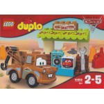 LEGO DUPLO 10856 DISNEY CARS 3 MATER'S SHED