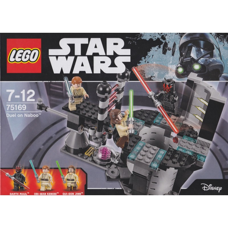 LEGO Star Wars Duel on Naboo 75169 Toy
