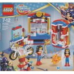 LEGO DC SUPER HERO GIRLS 41235 IL DORMITORIO DI WONDER WOMAN