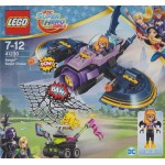 LEGO DC SUPER HERO GIRLS 41230 L'ISEGUIMENTO DI BAT GIRL SUL BAT JET