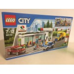 LEGO CITY 60132 SERVICE STATION 2 IN 1