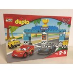 LEGO DUPLO 10857 CARS 3 DISNEY PISTON CUP RACE