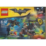 LEGO SUPER HEROES BATMAN THE MOVIE 70913 SCARECROW FEARFUL FACE OFF