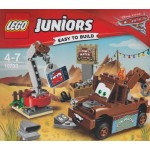 LEGO JUNIORS EASY TO BUILT 10733 DISNEY CARS 3 MATER'S JUNKYARD