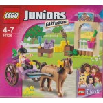 LEGO JUNIORS EASY TO BUILT 10726 IL CALESSE DI STEPHANIE