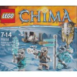 LEGO LEGENDS OF CHIMA 70232 SABER TOOTH TIGER TRIBE PACK