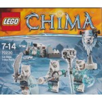 LEGO LEGENDS OF CHIMA 70230 ICE BEAR TRIBE PACK