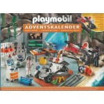 PLAYMOBIL CALENDARIO DELL'AVVENTO 9263 TOP AGENTS