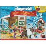 PLAYMOBIL CALENDARIO DELL'AVVENTO 9264 IL LABORATORIO DI BABBO NATALE
