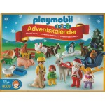 PLAYMOBIL CALENDARIO DELL'AVVENTO 9009 1-2-3 NATALE IN FATTORIA