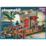 PLAYMOBIL PIRATES 6146 SUPER SET COVO DEI PIRATI
