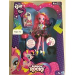 MY LITTLE PONY EQUESTRIA GIRLS Singing PINKIE PIE Doll with Accessories Hasbro A6781