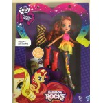 MY LITTLE PONY EQUESTRIA GIRLS SUNSET SHIMMER and accesories Hasbro A9248