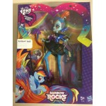 MY LITTLE PONY EQUESTRIA GIRLS RAINBOW DASH and accesories Hasbro B1038